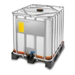 IBC Container Antistatic 1000 Liter with Plastic pallet