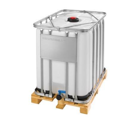 Ibc container 800 liter un euro ibc container un for Un container